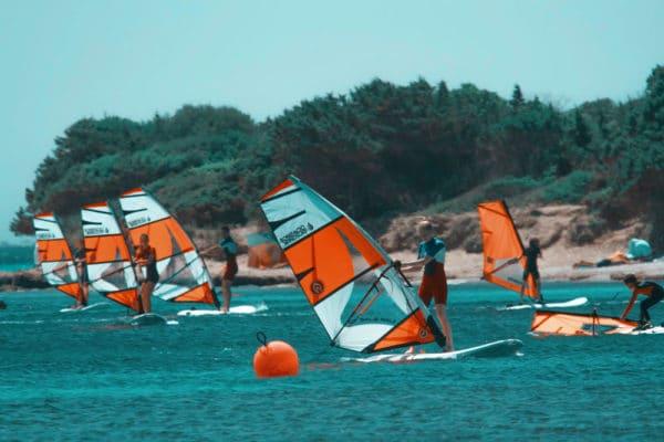 Windsurf ados adulte