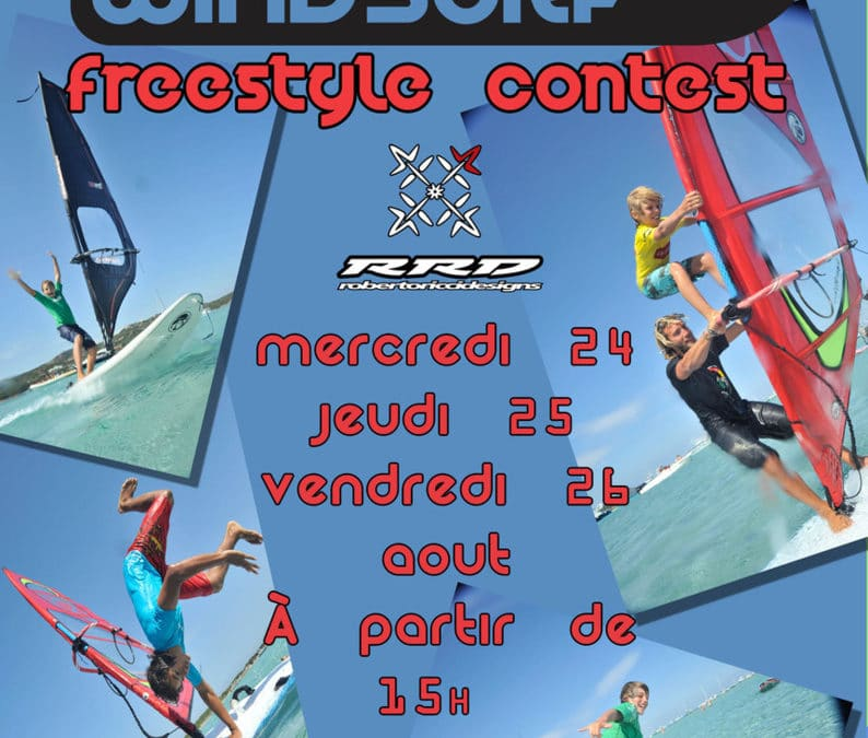 Contest Fresstyle New school