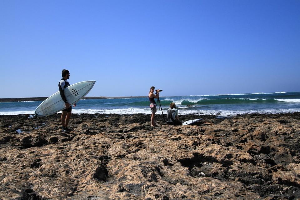 Le Bonifacio Windsurf en vacances à Fuerte