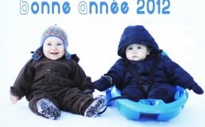 Bonne année et news de l'hiver