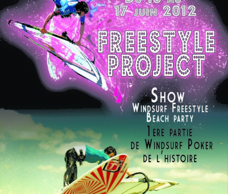 Freestyle Project 2012