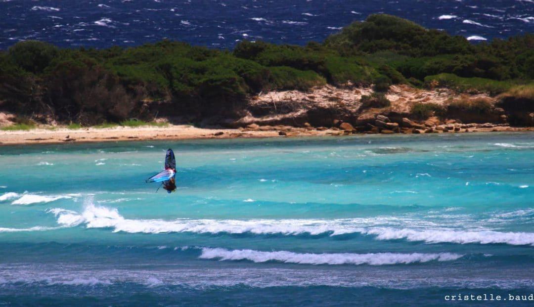 Jour de baston au Bonifacio Windsurf