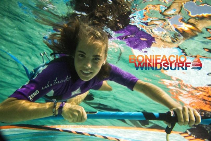 Bonifacio Windsurf Ema