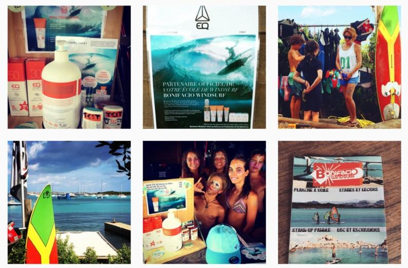Le Bonifacio Windsurf est sur Instagram !