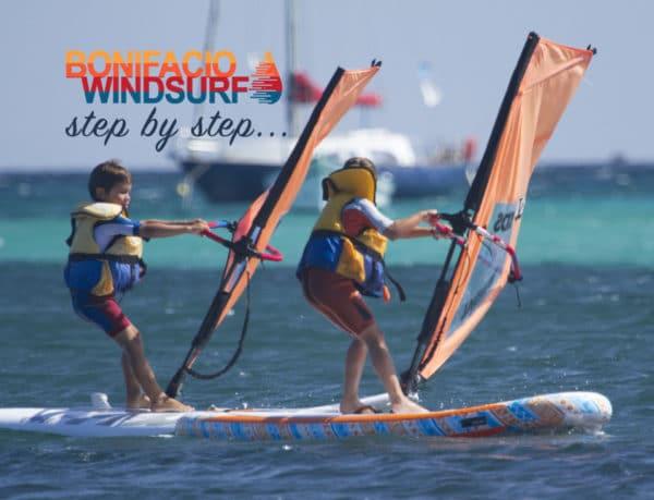 Débuter le windsurf
