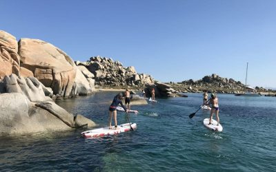 Le stage de Stand Up paddle