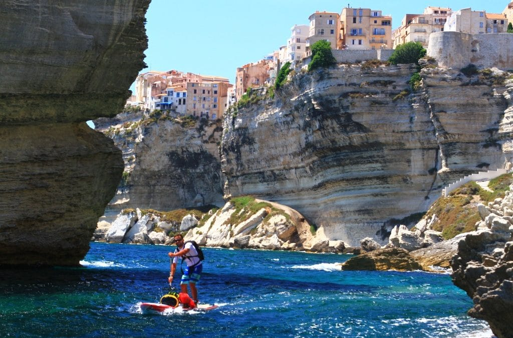 Sup Around Corsica…le tour de Corse en Paddle