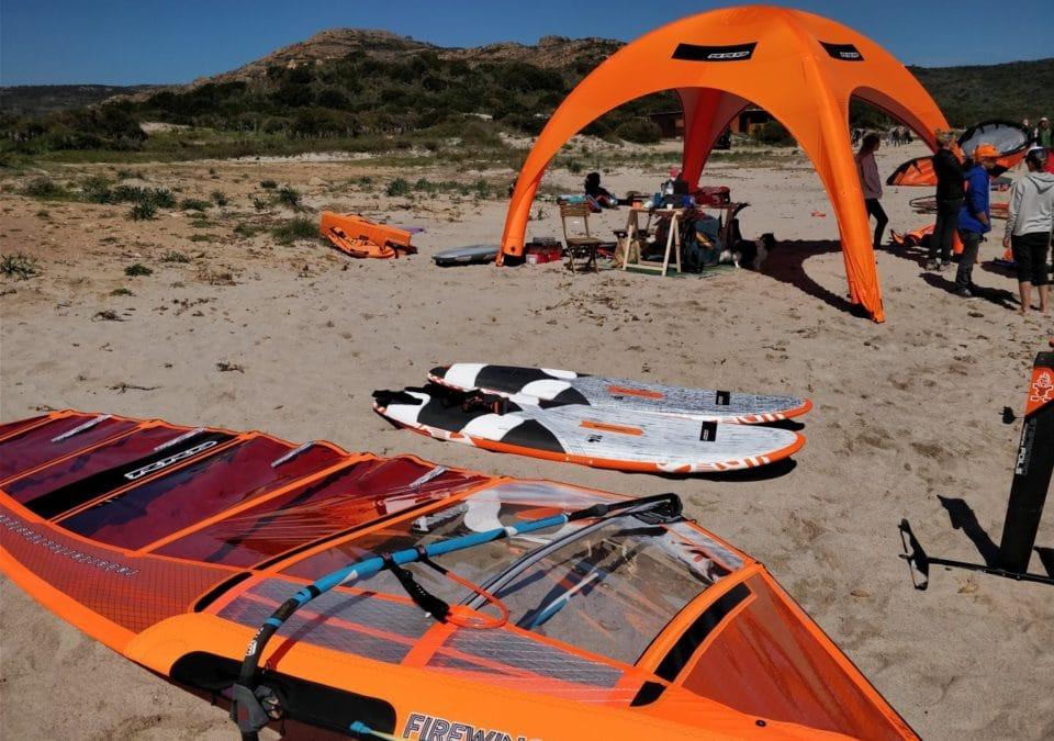 Journée test RRD par le Bonifacio Windsurf
