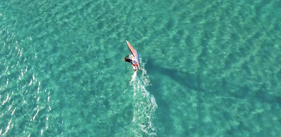 Vidéo Bonifacio Windsurf 2018