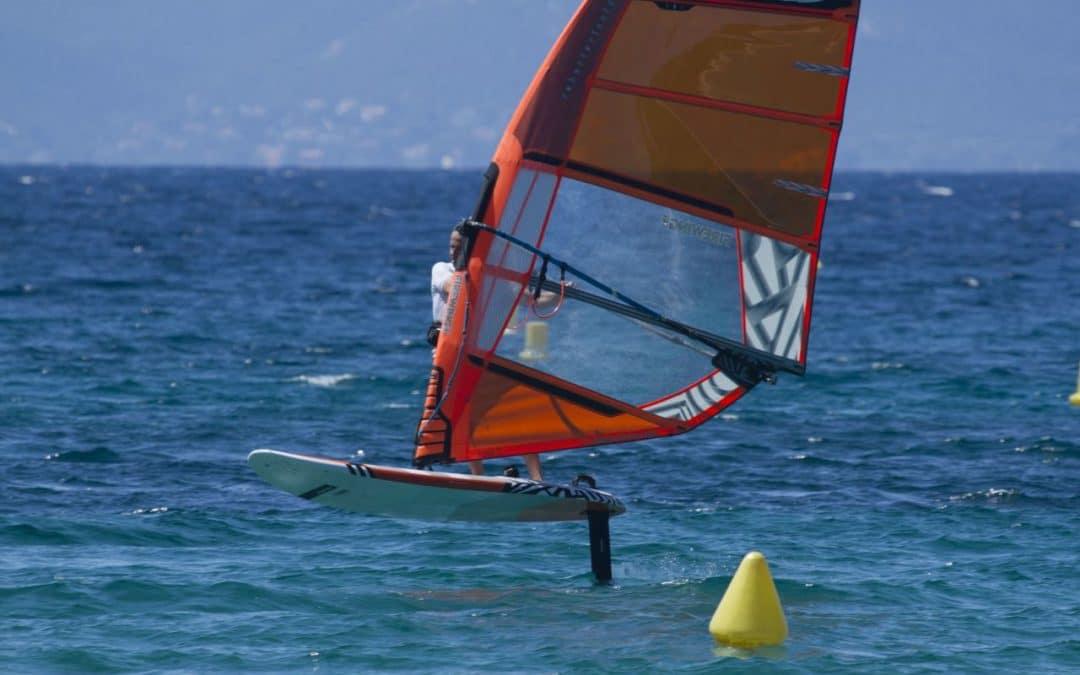 RRD windsurf FOIL Alu, le jouet de l'été!