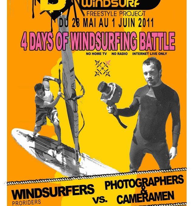Bonifacio Windsurf Freestyle Project 2011…V2